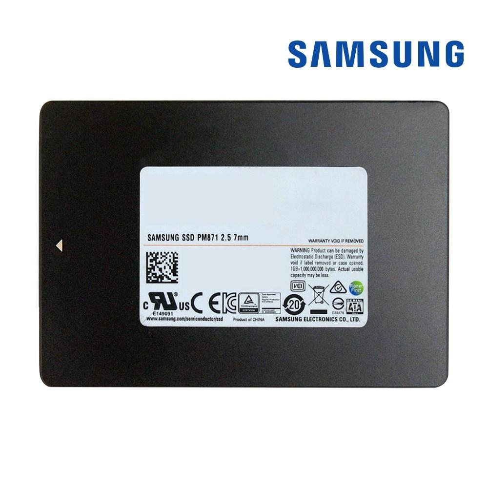 삼성전자 삼성 PM871 SATA SSD 256GB DRAM탑재 250GB 2.5인치 노트북 PC, 단품