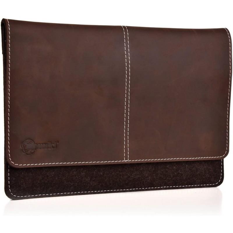 알름와일드 맥북 포켓 맥북 프로 13 (터치 바 터치 ID) 브라운, 단일상품