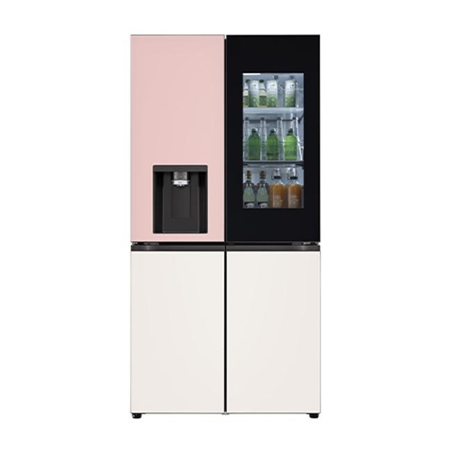 LG전자 W821GPB453 오브제컬렉션 얼음정수기냉장고 (POP 5415603252)