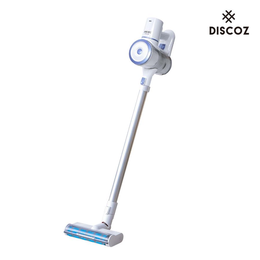 디스코즈 디코웰 K8 차이슨 무선 청소기 무선물걸레청소기 겸용, 풀패키지(K8+물걸레브러쉬+거치대)