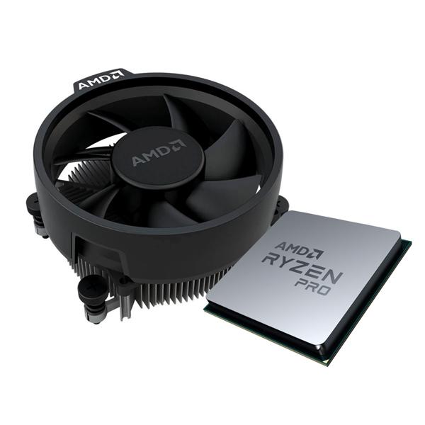 AMD 라이젠 정품 R5 PRO 4650G CPU (멀티팩 르누아르 AM4 쿨러포함), 선택하세요
