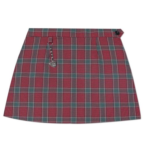MARYJAMES (W) La Joconde Skirt - Red