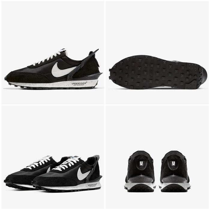 (해외배송) 나이키 100스퀘어 나이키 X 언더커버 데이브레이크 블랙 BV4594-001 Nike x Undercover Daybreak 100스퀘어