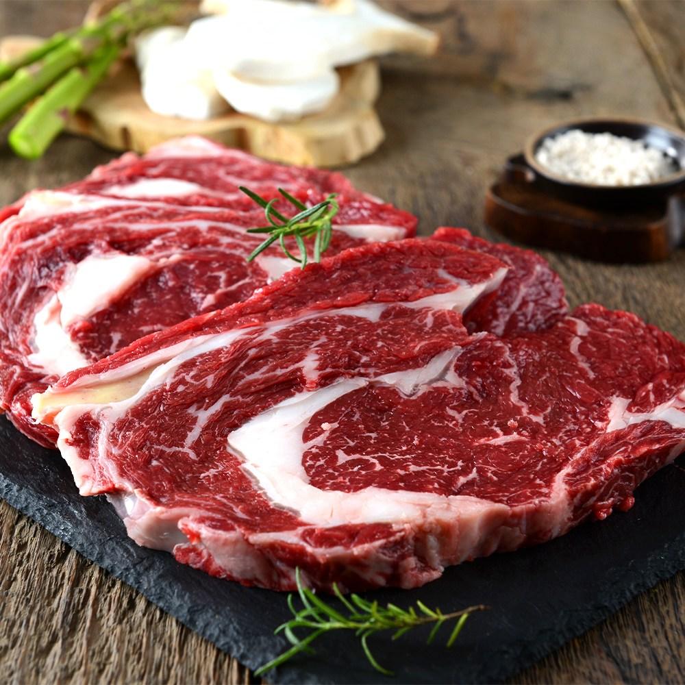 [당일출고] 가야애우 국내산 1등급 소고기 꽃등심 150g 구이용 (냉장)