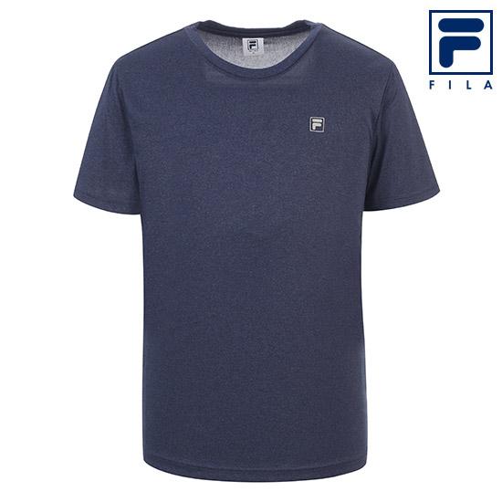 휠라 남성 라운드 티셔츠 FI4MTA2136M_NAY