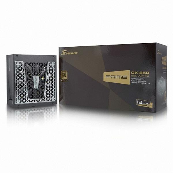 시소닉 PRIME GOLD GX-850 Full Modular LS, 단일상품