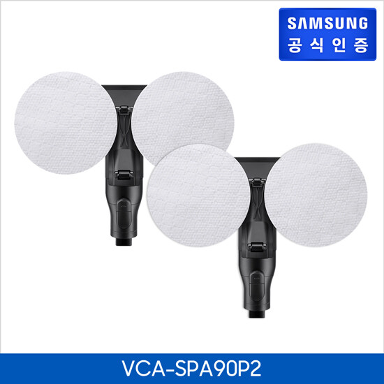[신세계TV쇼핑][삼성] 제트 무선청소기 일회용 물걸레 청소포 2세트 VCA-SPA90, 단일상품