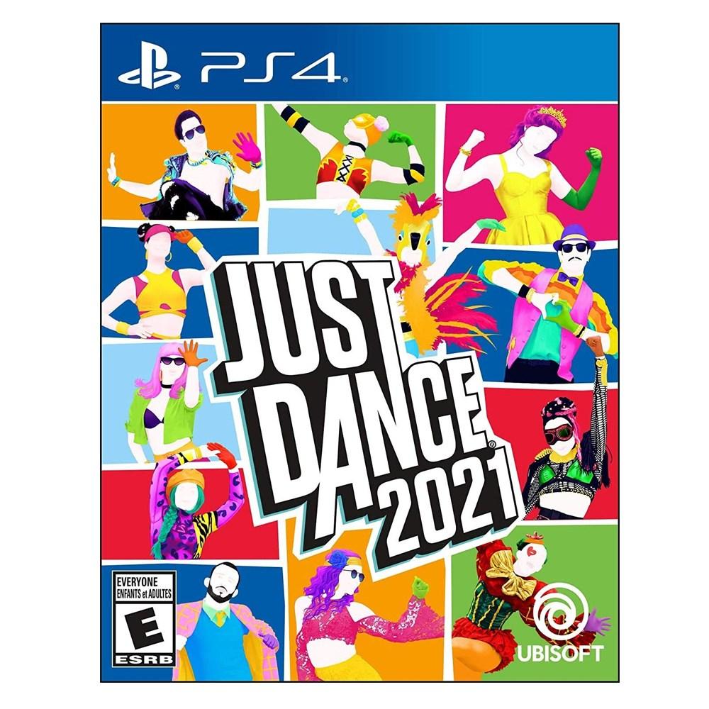 저스트댄스 2021 닌텐도 스위치 PS4 PS5 Xbox One