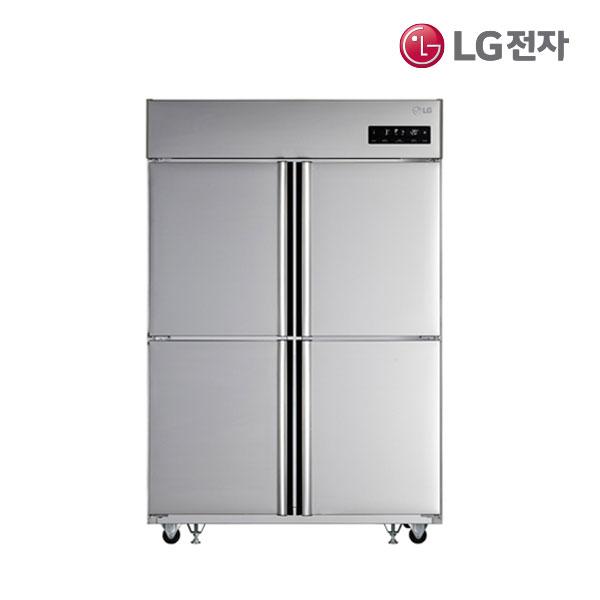 LG 업소용냉장고 C110AK 냉장3/냉동1 1064L /C, 단품