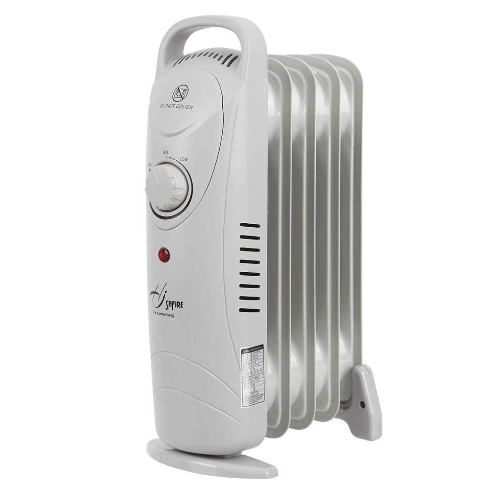미니 라디에이터 5핀 전기히터 욕실난방기 HJO-M05, 단일상품