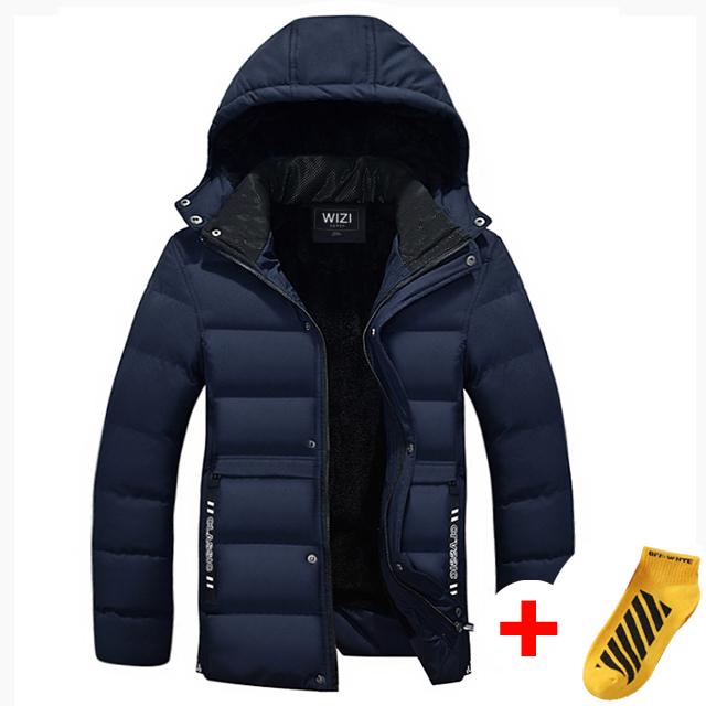 KOON 남성 겨울 후드 탈부착 패딩 점퍼 자켓 잠바+국내발송+양말증정