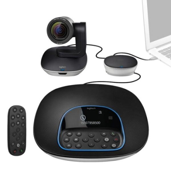 로지텍 화상회의카메라 GROUP Video Conferencing system, 단일상품, 단일상품