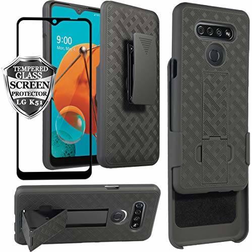Ailiber LG K51 Case Holster for LG Reflect LG Q51 LG K51 Scre/358143