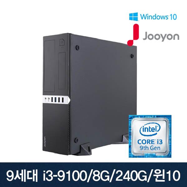 주연테크 데스크탑 SSD-BTI91STU_SE[본체], SSD-BTI91STU/SE[본체만구매], SSD-BTI91STU/SE