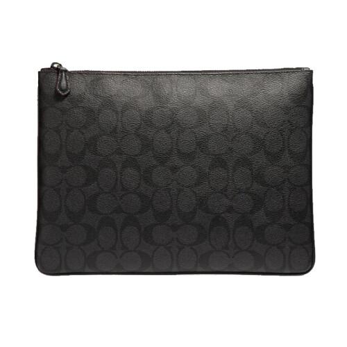 coach 남자 가방 사치품 남자 지갑 가방 F2520블랙(1)