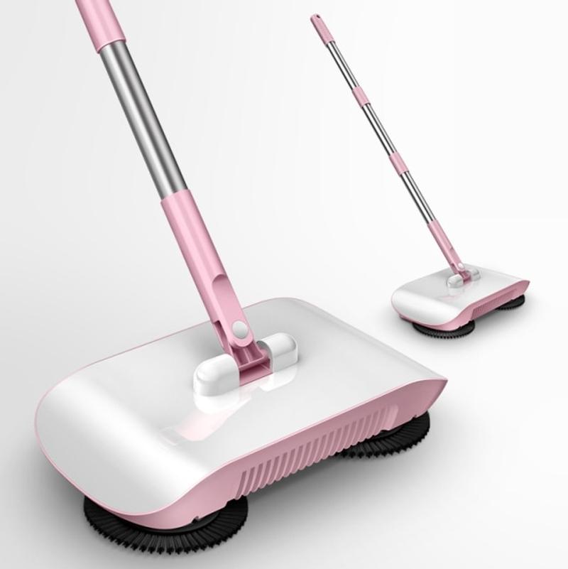 로봇청소기 로봇물걸레청소기 물걸레로봇청소기 물걸레청소기 무선물걸레청소기 스팀물걸레청소기 원룸청소기, 3 개의 패드 안에 분홍색, 협력사 (POP 5629442893)