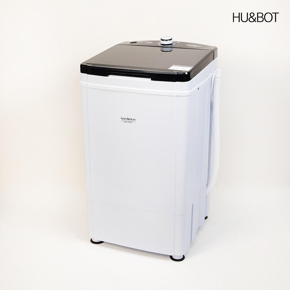 휴앤봇 스테인레스 미니탈수기 DL560 6kg 가정용, 단일상품