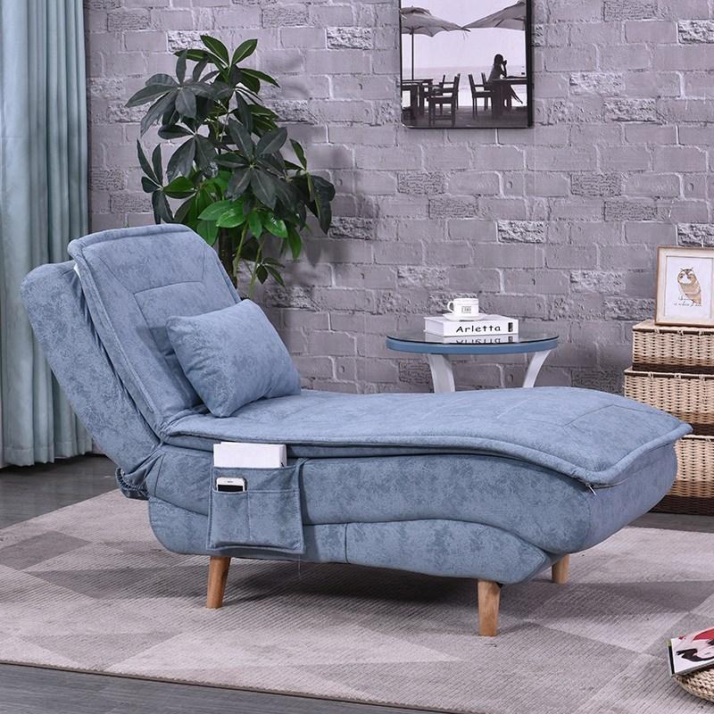 1인용리클라이너소파 빈백쇼파 북유럽스타일의 싱글 귀비 거실 누울수있는의자 소형 귀여운 핫아이템 베란다 침실 작은쇼파, T02-에메랄드