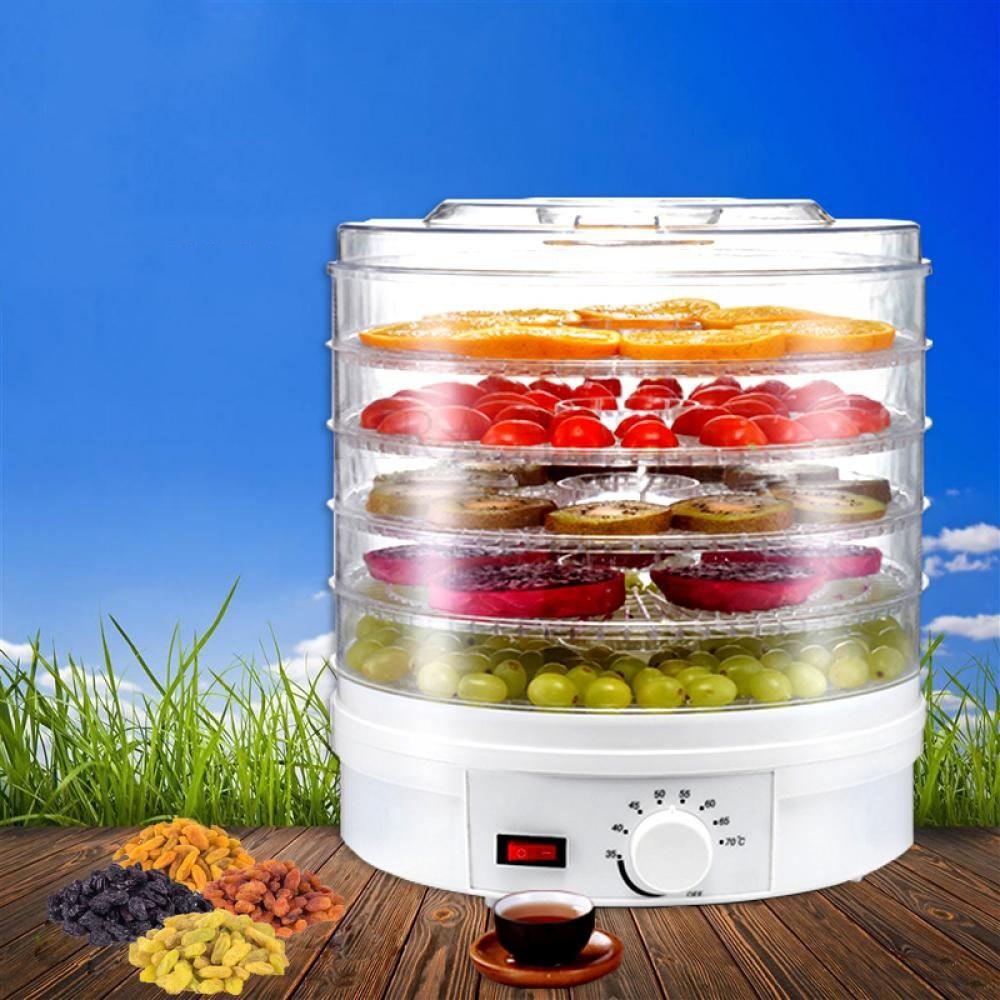 kirahosi 대용량 식품건조기 과일건조기 최신형 가정용 인기 10호 + 덧신 증정 ANyqt3vb, 사진색