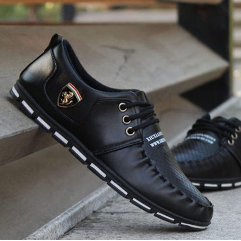 kirahosi 남성 펌프스 구두 면접 구두 남성 캐주얼 로퍼 단화 신발 Z 59 +덧신 증정 CWi1lgyd