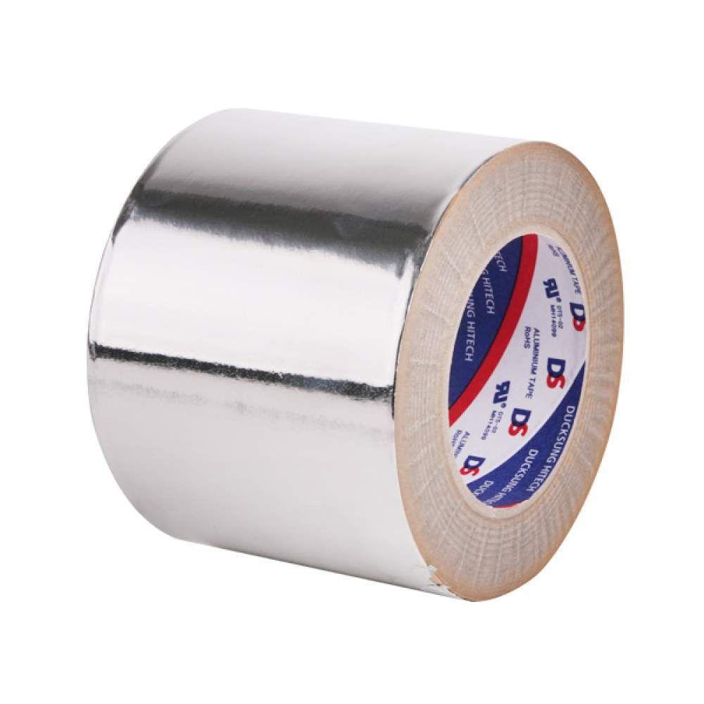 D&ON 알루미늄 은박지테이프 다용도방수테이프 은박테이프 싱크대 배관 누수 보수용 호일