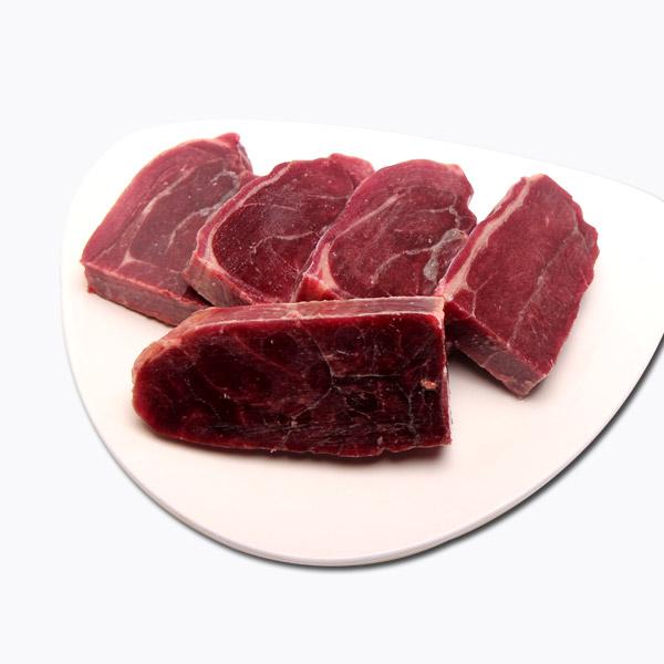 더펫코리아 원료육 말고기정육(500g) 애견간식, 1팩, 말고기