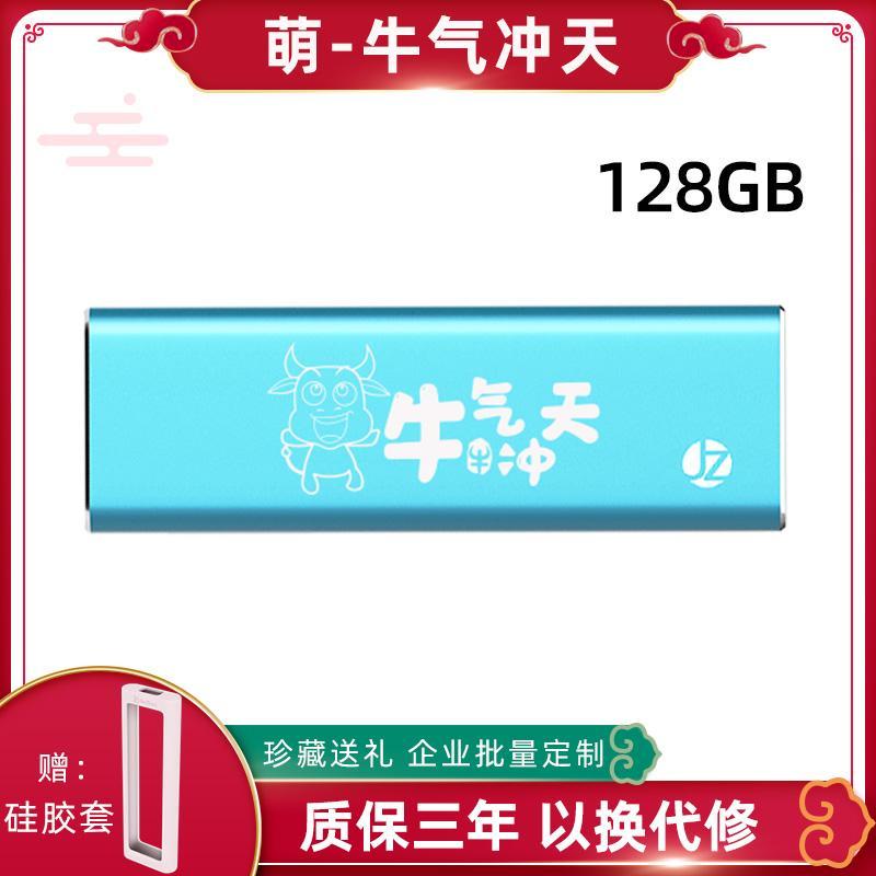 가성비 500gb 1테라 wd 외장하드 2테라 4테라 5tb 8tb 10tb 외장, 【모에 불리 시판】 【128GB】
