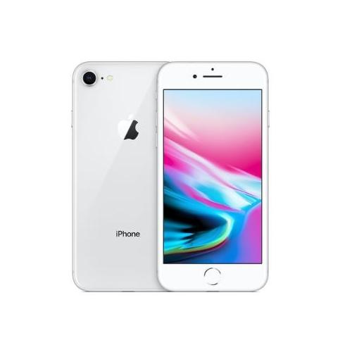 KT M모바일 아이폰 8S, 실버, 아이폰8S_64GB