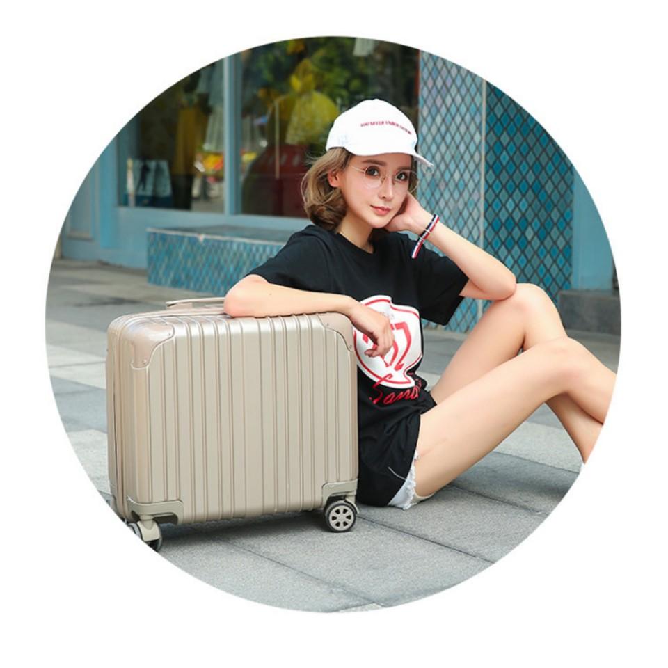트립스토리 샤이니 20인치 100% PC캐리어 여행가방