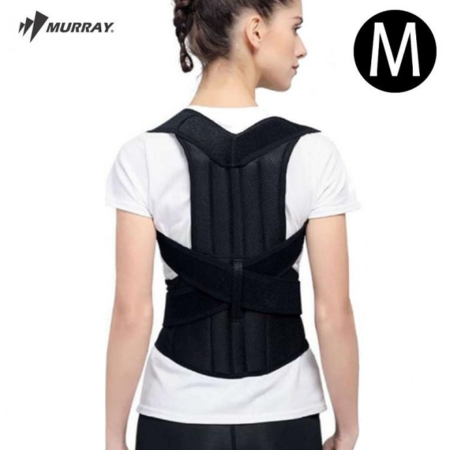 척추측만증 허리디스크 굽은등 어깨통증완화 교정거북목 일자목골반교정기 바른체형 바른자세밴드, 단일상품