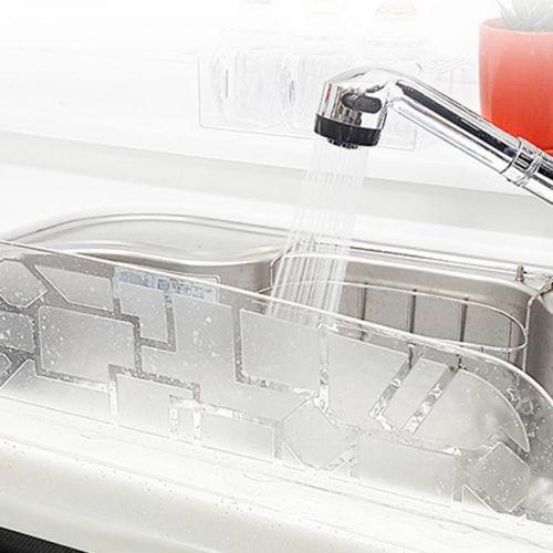 별도표기 싱크대 물막이 설거지 물튀김방지 커버 pvc 가림막, PVC싱크대물막이