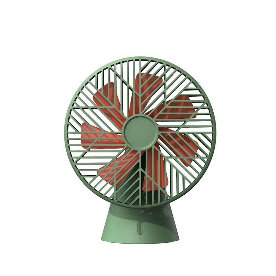 소싱 포레스트 탁상용 무선 선풍기, DSHJ-S-1907, 포레스트 팜