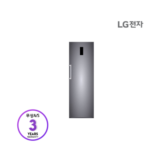 LG 컨버터블 김치냉장고 스탠드형 324L