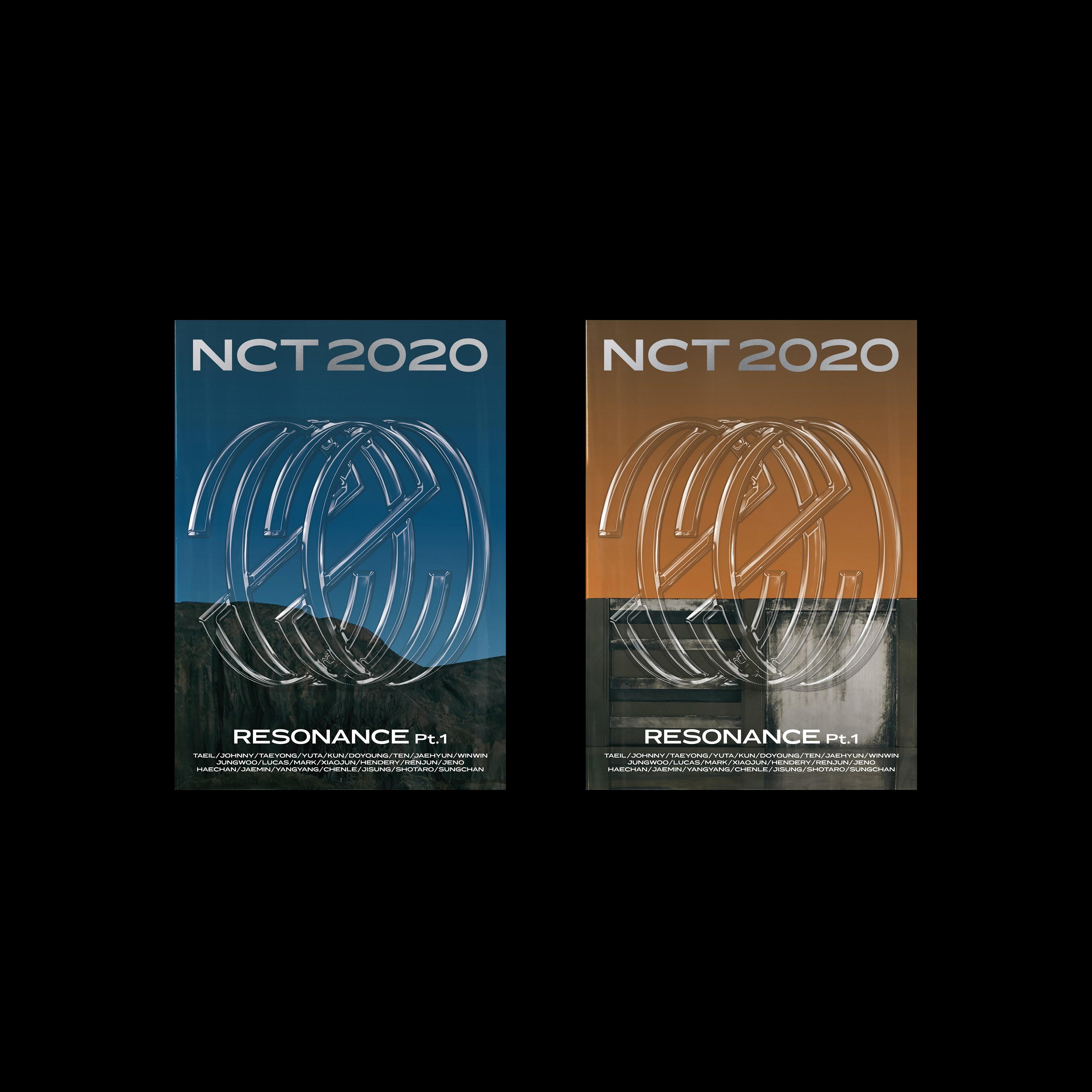 NCT2020 - The 2nd Album RESONANCE Pt.1(자체제작 포카제공), The Future Ver.(포스터 없음)
