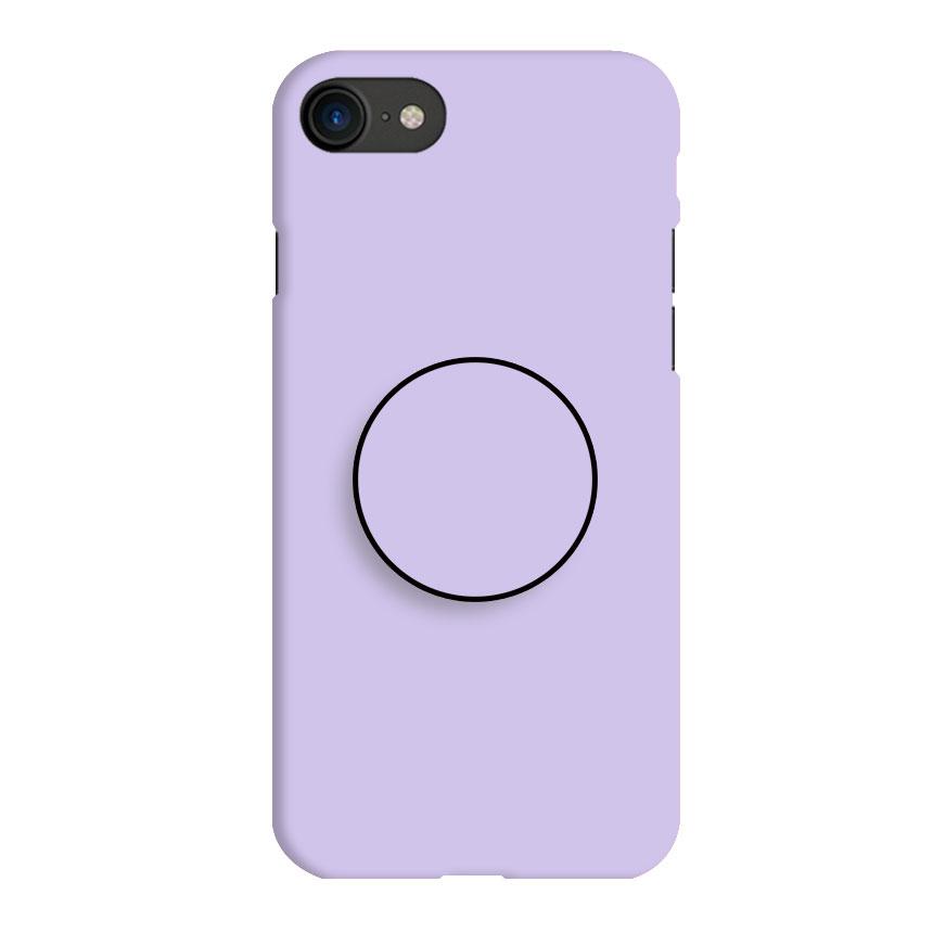 코이트 파스텔 퍼플 그립톡세트 휴대폰 케이스