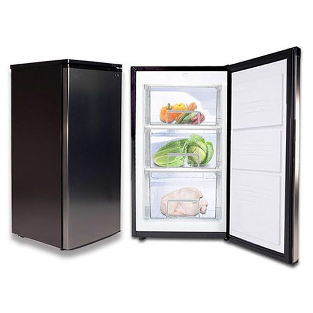 아이엠 서랍식 냉동고 소형냉동고 BD-88 (화이트), BD-88 (블랙)