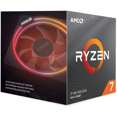 해외AMD Ryzen 7 3700X 8-코어 16-스레드 언락 데스크탑 프로세서 PROD1610008167, 상세 설명 참조0
