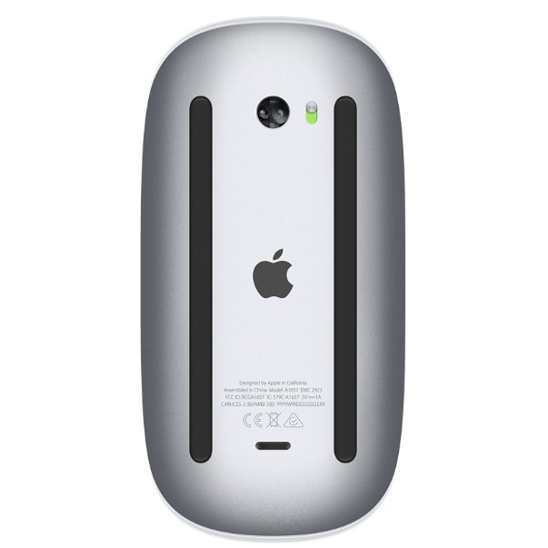 Apple Computer Mouse Magic Mouse 2 세대 IMAC Apple 노트북 무선 Bluetooth Original Genuine, 1 세대 실버 쇼케이스, 포장없이 95 % 새로운 마우스 전시 (배터리 불포함) + 패키지 A, 1 세대 실버 쇼케이스, 포장없이 95 % 새로운 마우스 전시 (배터리 불포함) + 패키지 A