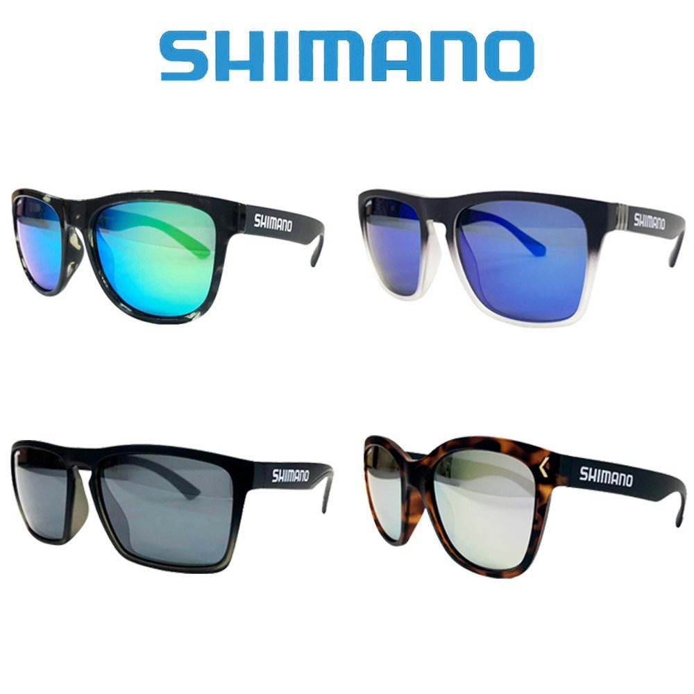 시마노 편광 선글라스 낚시안경 편광렌즈 스포츠 낚시, ., P-M0-8D95