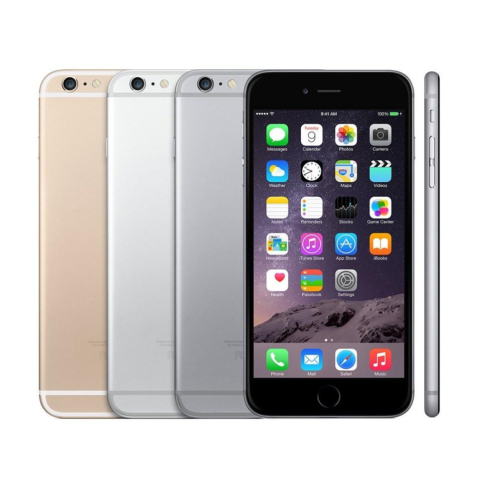 아이폰 6S 6S+ 플러스 중고폰 공기계 무약정 선택약정 자급제 3사호환, 그레이 A급, 아이폰6S 64G