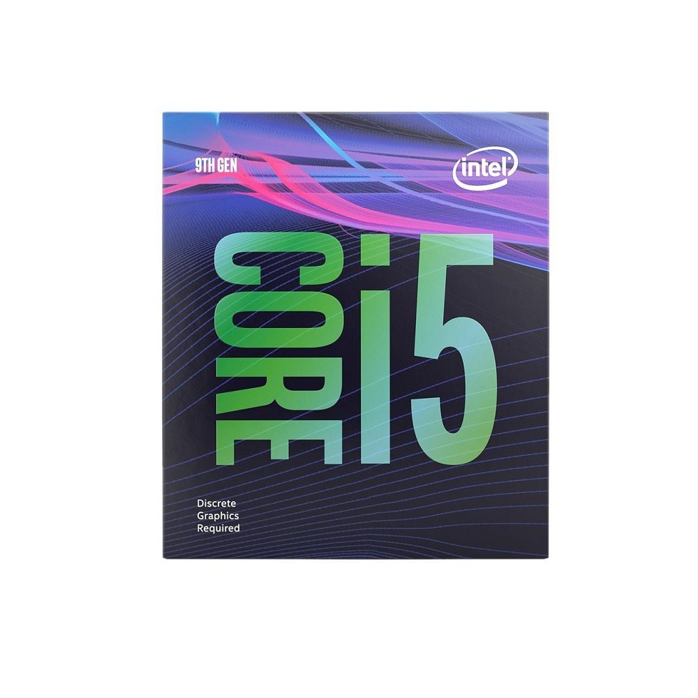 Intel BX80684I59400F Core i5-9400F Desktop Processor 6 Cores up to 4.1 GHz Turbo Without Graphicslga1151 300 Series 65W Processors 999CVM