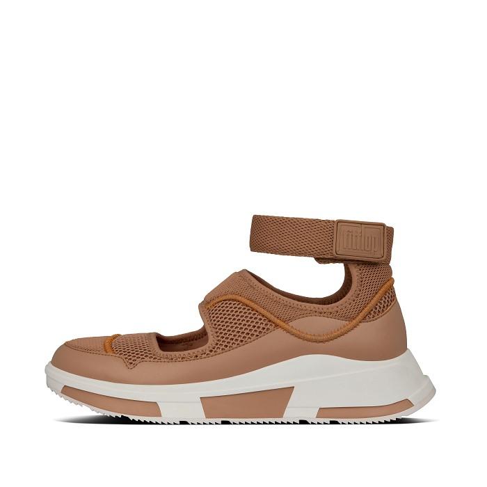 [핏플랍]Womens Arabelia Pu-Polyester Sneakers여성화/스니커즈/로퍼/슬립온