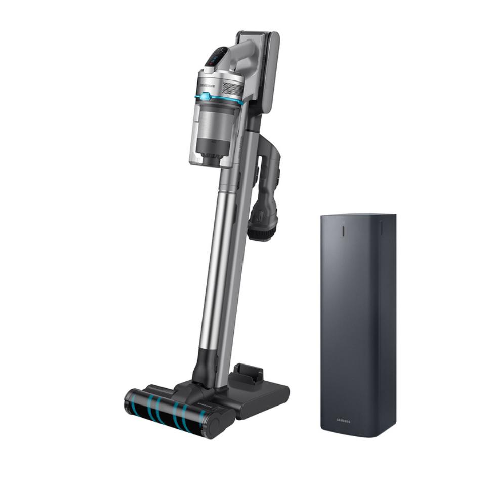 Samsung Jet Stick Vacuum with Clean Station 삼성 제트 청소기 청정스테이션 세트 VS20R9044SBCS 스틱청소기