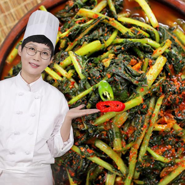 팽현숙 최양락의 맛있는 옛날 열무김치 10kg, 단품