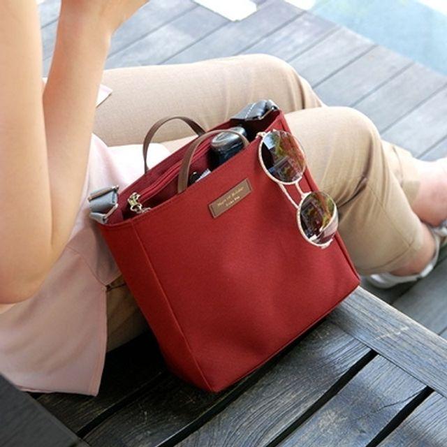 (특가 판매) Picks Bag khaki