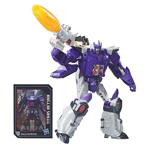 Transformers Generations Titans Return Nucleon and Galvatron 본문참고