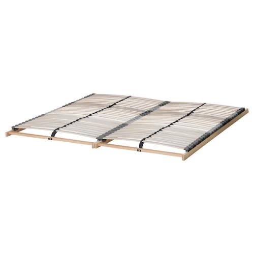 이케아 LÖNSET 뢴세트 침대갈빗살 150x200 cm 102.787.14