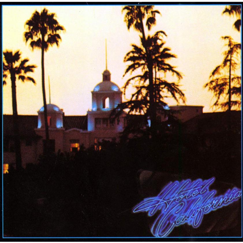 이글스 호텔캘리포니아 레코드판 LP Eagles Hotel California
