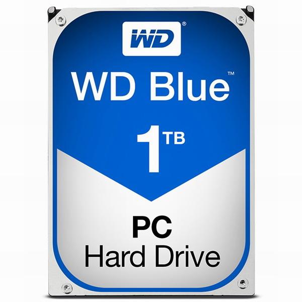 WD BLUE (WD10EZEX) 3.5 SATA HDD (1TB), BLUE 3.5 SATA HDD/50001, 1TB (POP 4848657554)