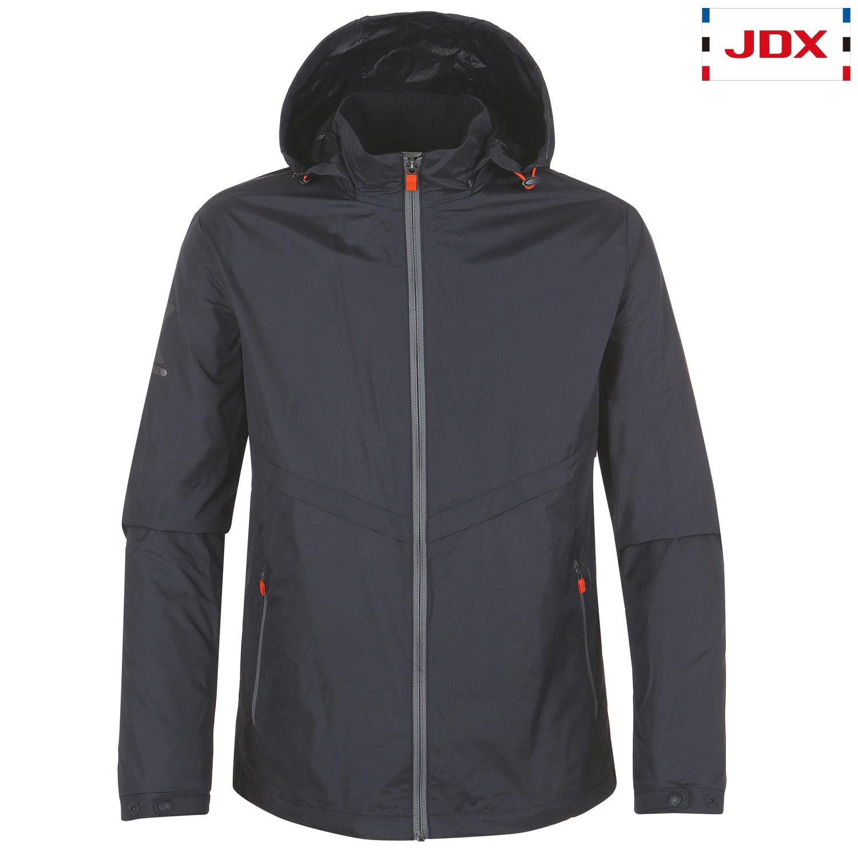 [JDX] 남성 봄 원포인트 웜업 점퍼 (SET)(X3PSWBM31BK), BK